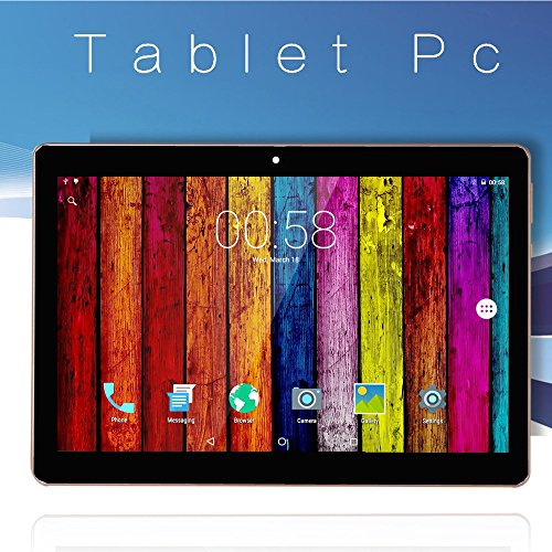 2017 New original 10-inch Tablet PC 3G Tablet phone 1280×800 IPS Android 7.0 Octa core MTK6592 RAM 4GB ROM 64GB dual SIM card 2G Google Tablet PC WIFI dual camera 8.0mp Bluetooth GPS 7 8 9 10.1 gift