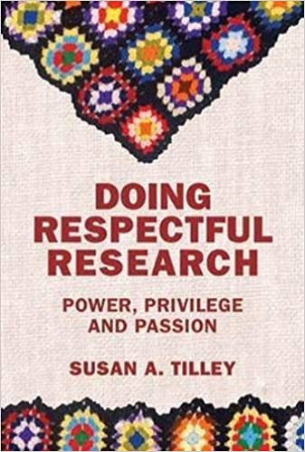 Doing Respectful Research Privilege and Passion Power