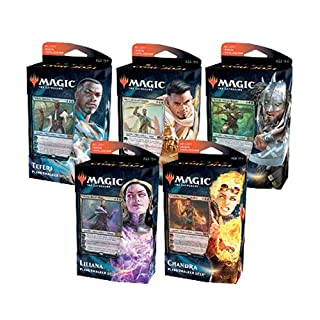 MTG Magic the Gathering Core Set 2021 M21 - All 5 Planeswalker Decks!