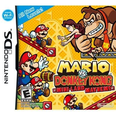 Donkey Kong Drum (Selected Mario vs.Donkey Kong Mini Land By Nintendo)