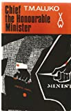 img - for Chief the Honourable Minister (African Writers Series, 70) book / textbook / text book
