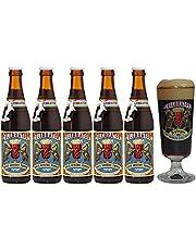 5 cervezas alemanas Ayinger Celebrator + Copa