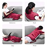MaxKare Electric Blanket Heated Throws with Fast