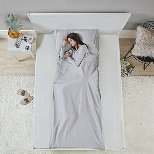 Hypoallergenic Sleeping Bag Liner Sheet product image