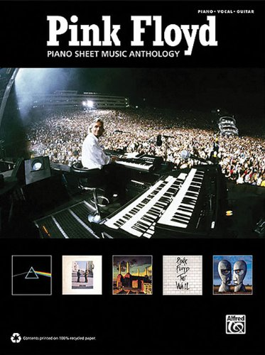 Pink Floyd - Anthology (Sheet Music - Sheet Music Style