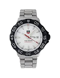 TAG Heuer Men's WAH1111.BA0850 Formula 1 Professional White Dial Watch