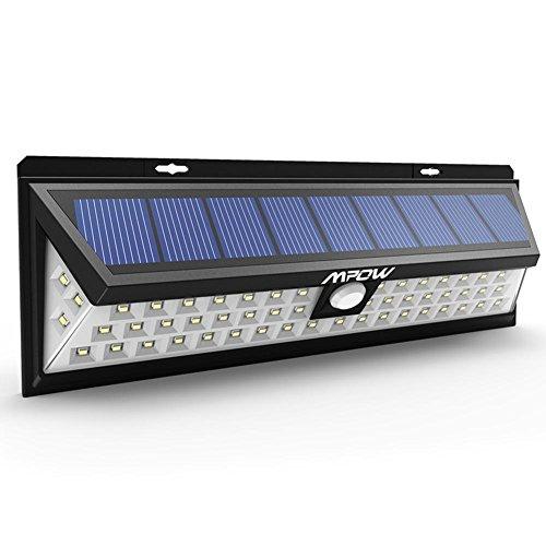 BIYAYV LED Night Lighting Waterproof Solar Lights Wide Angle Solar Lamp Outdoor Garden Emergency Wall Solar Lampion Hot