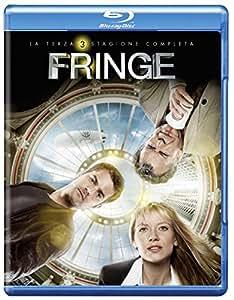 Fringe - Stagione 03 (4 Blu-Ray) [Import italien]