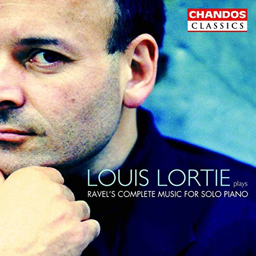 Louis Lortie Plays Ravel's Complete Works for Solo Piano