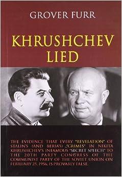 Book Khrushchev Lied