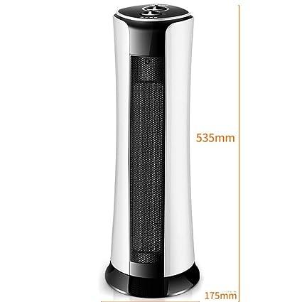 Ventilador Oscilante Del Calentador Para El Cuarto De Baño Casero Con Teledirigido, Calentador Portable Del