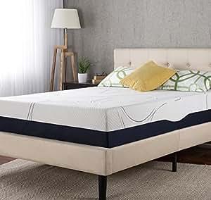 Amazon Com Night Therapy Mygel 13 Inch Memory Foam