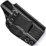 2. Concealment Express IWB KYDEX Holster fits Beretta 92FS | Right | Carbon Fiber Black