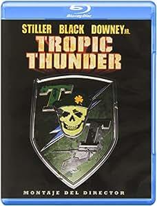 Tropic Thunder: ¡Una guerra muy perra! [Blu-ray]