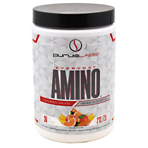 Purus Labs Everyday Amino Strawberry Lemonade, 225 Gram