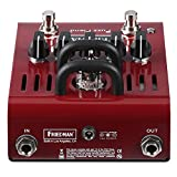 Friedman FUZZFIEND Guitar Distortion Effects Pedal