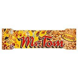 Mr. Tom Mr Tom Peanut Bar (40G X 36 X 1 Pack Size)