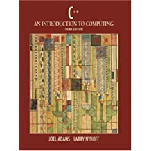 C++: An Introduction to Computing (3rd Edition)