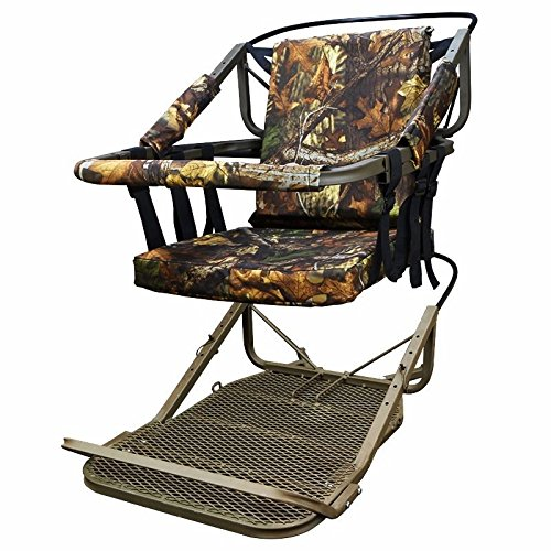 Price comparison product image Tree Stand Climber Climbing Hunting Deer Bow Game Hunt Portable 300lb