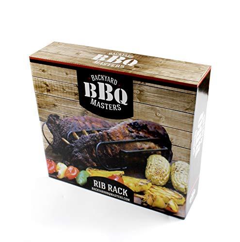 Backyard BBQ Masters Rib Rack