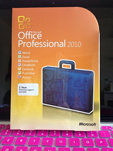 Microsoft Windows Office Professional 2010 - Plus by United States