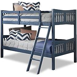 Amazon Com Stork Craft Caribou Bunk Bed 2 Storkcraft