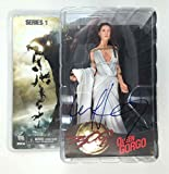 Lena Heady '300' 'Queen Gorgo' Signed Action Figure Certified Authentic PSA/DNA COA