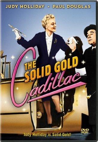 Amazon.com: The Solid Gold Cadillac: Paul Douglas, Judy Holliday ...