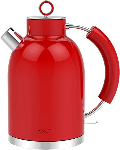 ASCOT Electric Kettle Fast Boil Kettle