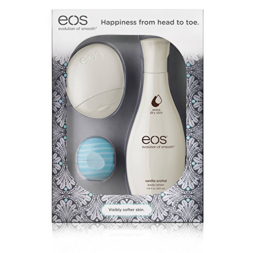 - EOS Vanilla Orchid & Vanilla Mint Gift Set, pack of 1