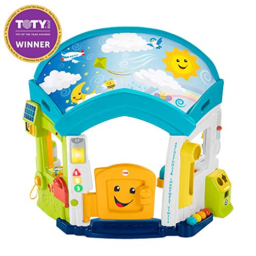 (Fisher-Price Laugh & Learn Smart Learning Home)