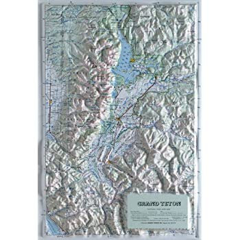 Amazoncom Hubbard Scientific Raised Relief Map North - Us raised relief topographical map