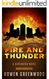 Fire and Thunder: A Superhero Novel (Sons of Thunder Book 2)