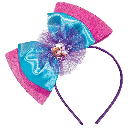 amscan Deluxe Headband | Disney Frozen Collection | Party Accessory]()