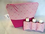 Essential Oil Cosmetic Bag Travel Storage Case