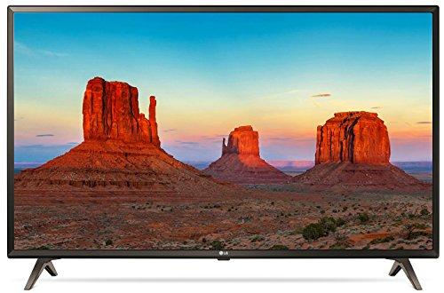 LG 43UK6300 43″ 4K HDR Smart LED AI UHD TV w/ThinQ