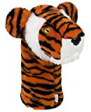 Daphne's Animal Driver Headcover – TIGER, Outdoor Stuffs