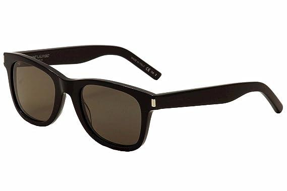 cfdaf0cdd4 Sunglasses Saint Laurent     SL 51   F 002 BLACK   GREY   BLACK at ...