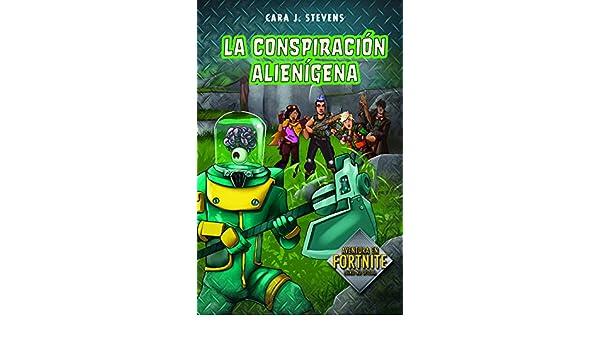 La conspiración alienígena (Battle Royale: Secretos de la ...