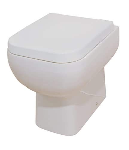 roca sydney replacement wc toilet seat with soft close. Black Bedroom Furniture Sets. Home Design Ideas