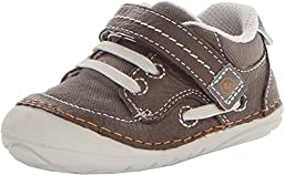 Stride Rite Baby Boy\'s SRT SM Dawson (Infant/Toddler) Brown Sneaker 5.5 Toddler XW