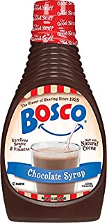 product image for Bosco Syrup, Chocolate, 15 Ounce (Pack of 6)