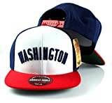 MLB American Needle Scripteez Cooperstown Wool Adjustable Snapback Hat (Washington Nationals)