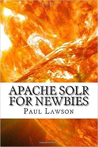 Apache Solr Book Pdf