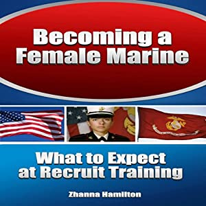 Becoming a Female Marine Audiobook