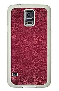 Variation Design 2 White Hard Case Cover Skin For Samsung Galaxy S5 I9600