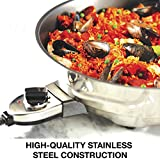 All-Clad SK492 Electric Skillet with Adjustable