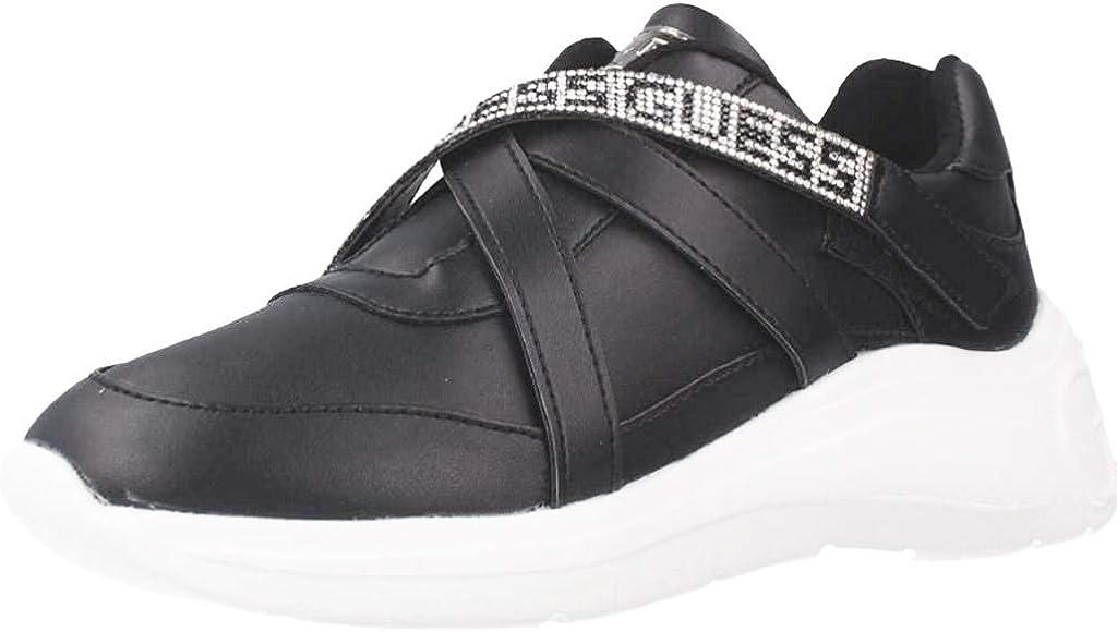 Calzado Deportivo para Mujer, Color Negro (Black), Marca GUESS, Modelo Calzado Deportivo para Mujer GUESS FL8SOY Negro