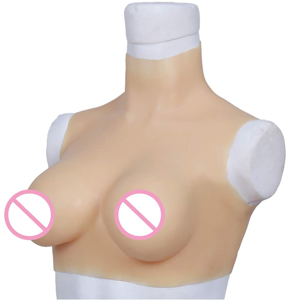 Silicone Breast Form D Cup for Mastectomy Women Artificial Breast Crossdresser