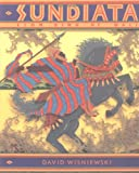 Front cover for the book Sundiata: Lion King of Mali by David Wisniewski